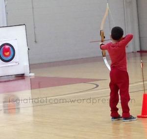 isaiah archery