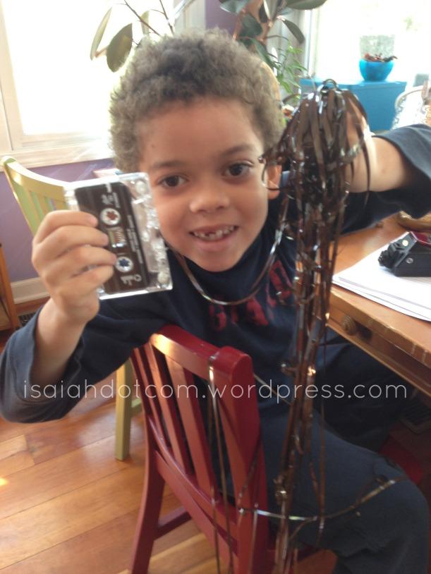 isaiah cassette